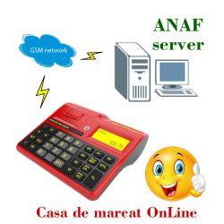 Conectarea OnLine a caselor de marcat la serverul ANAF-END User