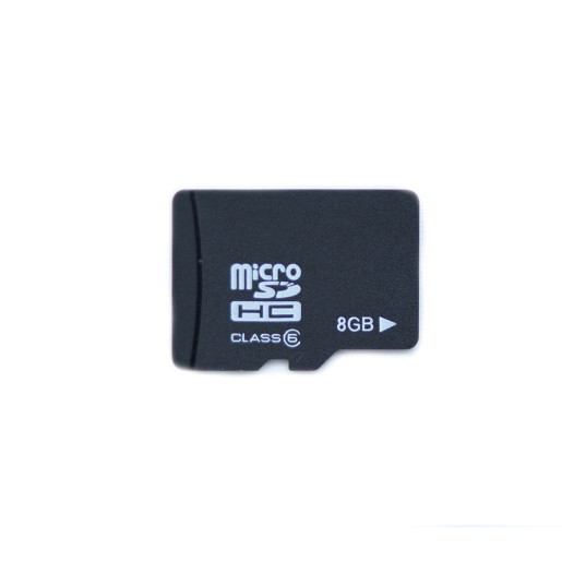 Micro SD CARD Intern, Jurnal Electronic  8Gb Formatat COMPACT M