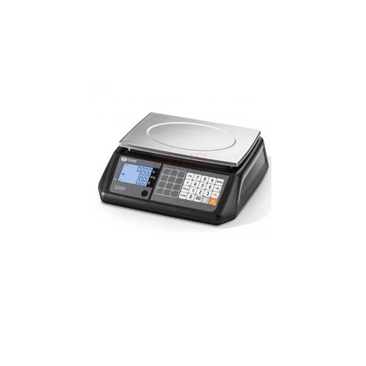 Cantar comercial ELICOM model S200 fara brat 3/6 KG