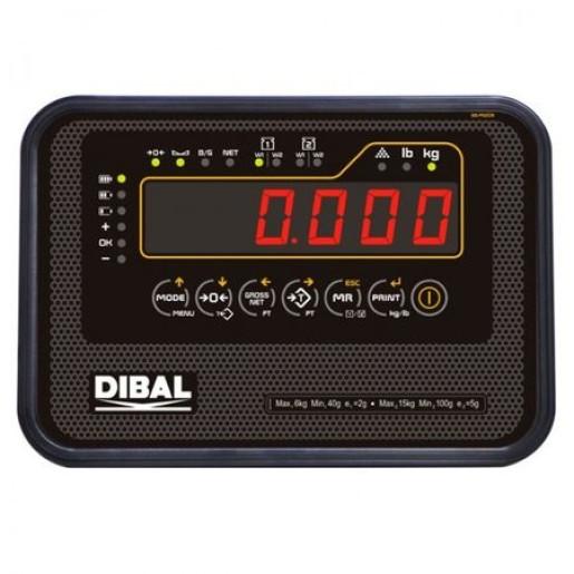 Platforma de cantarire DIBAL – DMI-610  42 x 52 cm- 300 kg
