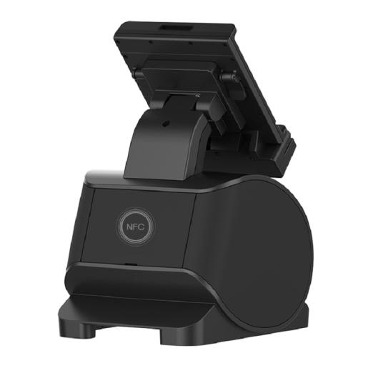 Smart Desk Dock System P2C T7 cu imprimanta negru