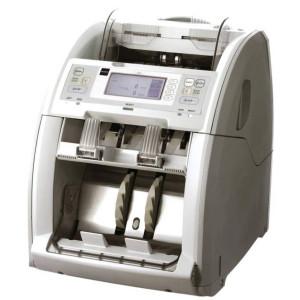 Masina de numarat si verificat bancnote RON, USD, EUR, GBP, CHF Glory GFS-120