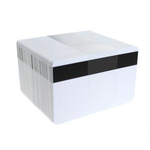 Card cu bandă magnetică Zebra pachet 100 buc