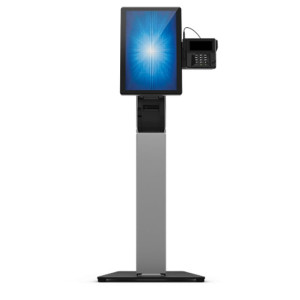 Elo Wallaby Self-Service Floor Stand Top