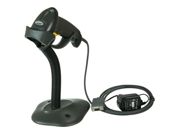 Cititor cod bare Motorola Symbol LS2208 1D Laser - Kit RS232 (serial)