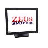 "Monitor TouchScreen 17"" ZT 1701-TM"