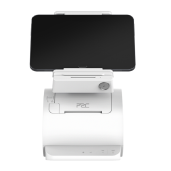 Smart Desk Dock System P2C T7 fara imprimanta alb