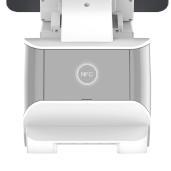 Smart Desk Dock System P2C T7 cu imprimanta alb