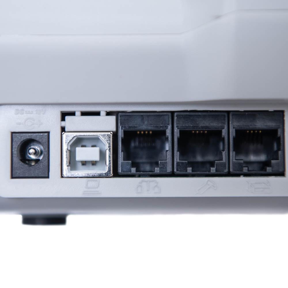 Porturile de conectare ale casei de marcat eXpert L