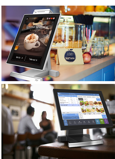 POS All in One P2C J200 restaurant